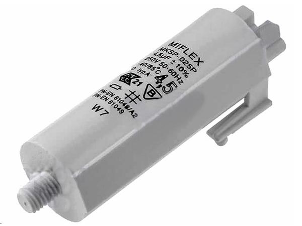 Bedste måde at tilslutte kondensator